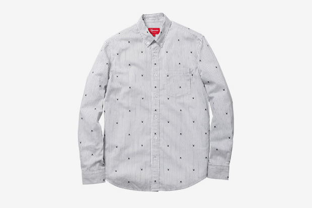 playboy x supreme 2011 springsummer collection