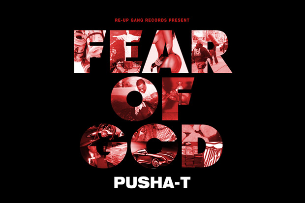 pusha t fear of god mixtape