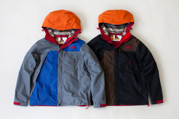 the north face purple label roots of life scoop jacket