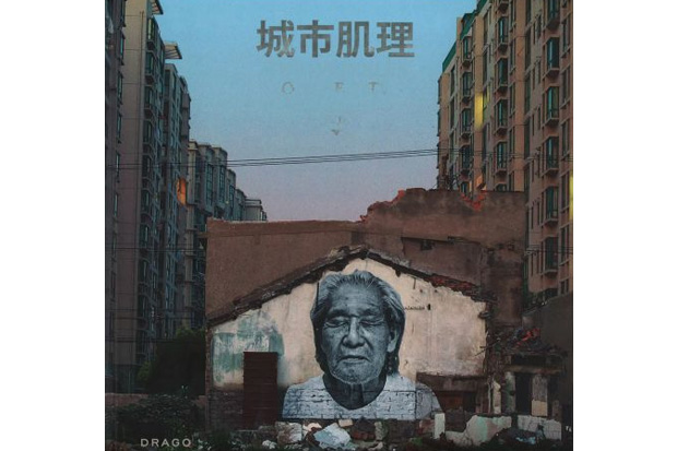 the wrinkles of the city shanghai by jr