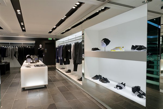 http://hypebeast.com/2011/3/y-3-london-flagship-store