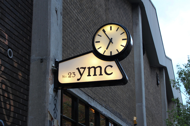 ymc london store opening party recap