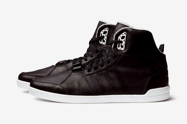 adidas slvr 2011 fallwinter footwear collection