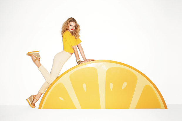 aldo 2011 springsummer collection lookbook by terry richardson