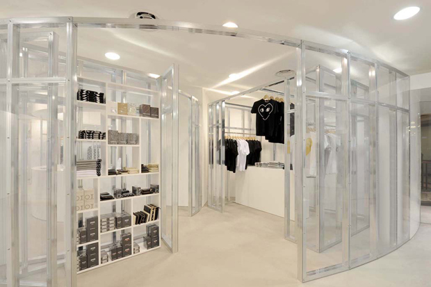comme des garcons singapore store opening hypebeast