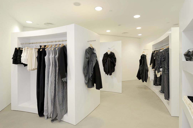 comme des garcons singapore store opening