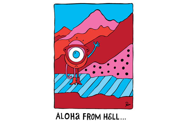 darcel disappoints friends aloha from hell with parra