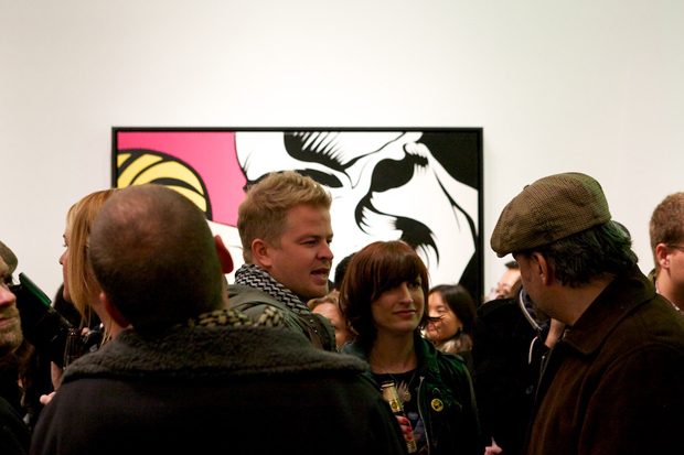 dface going nowhere fast exhibition corey helford gallery recap