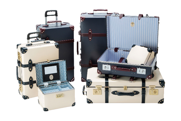 globe trotter william kate luggage collection