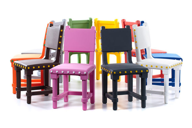gothic chairs by studio job for moooi