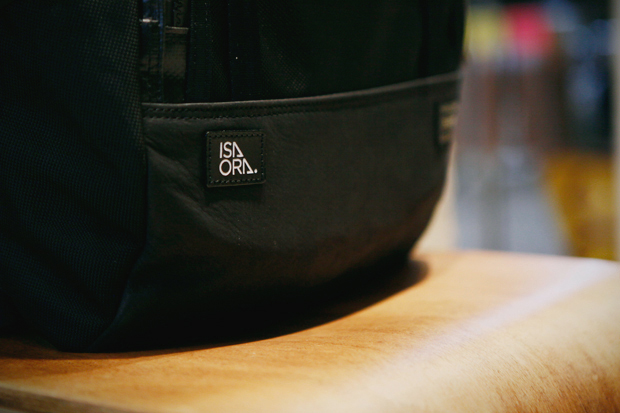 isaora x porter 25l backpack