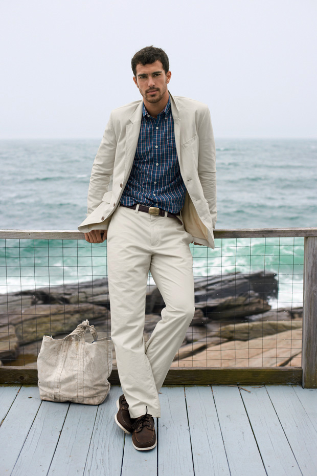 abdb56f68 With a finer refinement through its Signature line, look for the collection  available through L.L.Bean.
