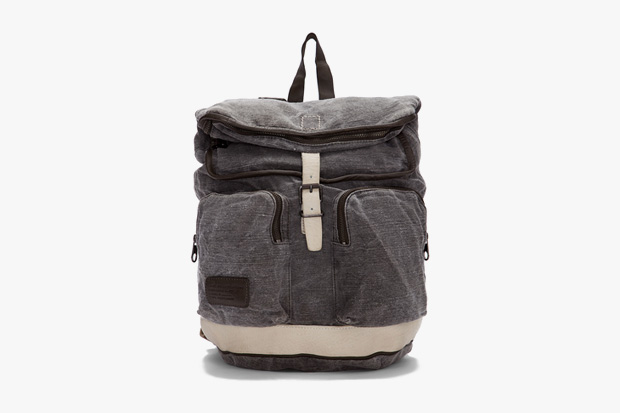 marc by marc jacobs canvas backpack