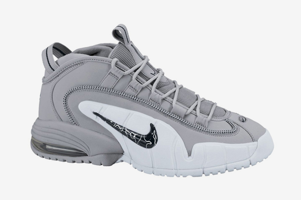 Nike Air Max Penny 1 Wolf Grey White