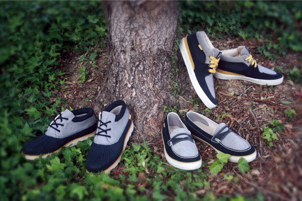 pick your shoes x pointer outdoor safety gold pack