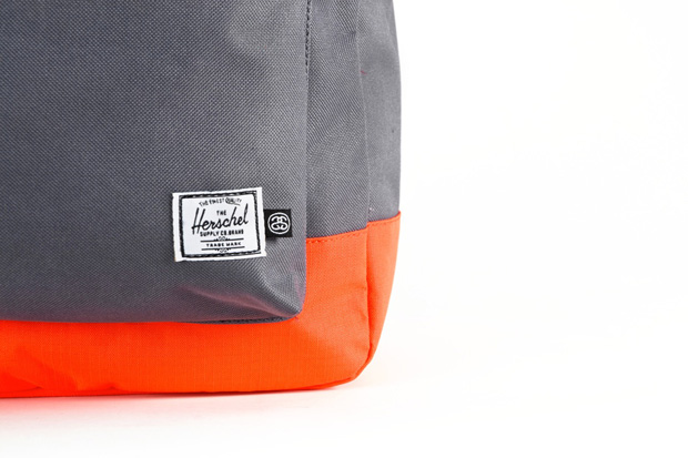 stussy co x herschel supply co collection