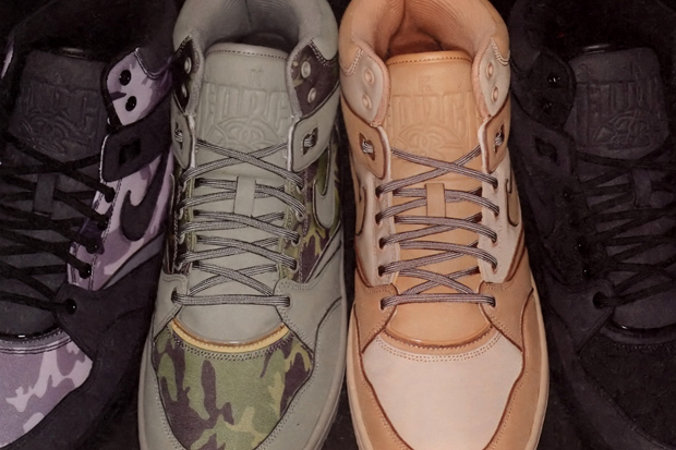 stussy x nike sky force 88 mid preview