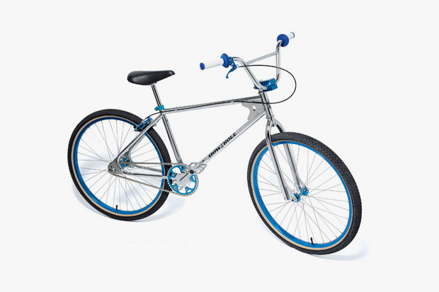 stussy x w base how i roll bmx bike