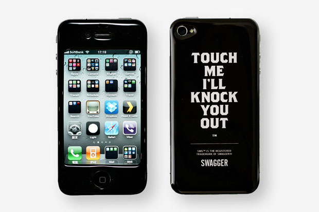 swagger x gizmobies iphone 4 cases