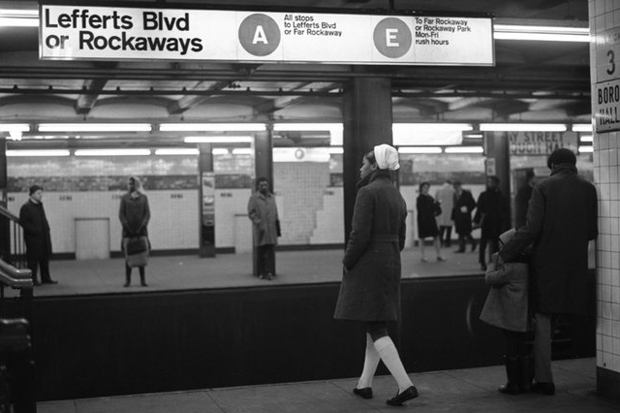 the new york times new york subways long dance with a typeface