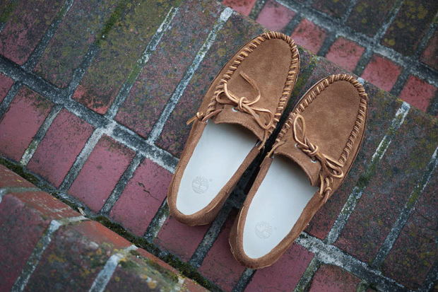timberland abington 2011 spring moccasin