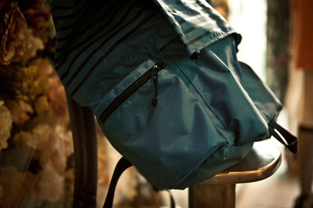 undercover top flap backpack