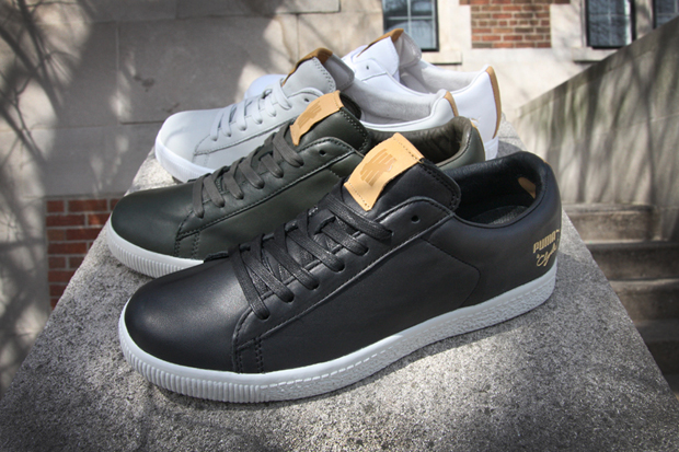 undftd x puma stripe off clyde collection