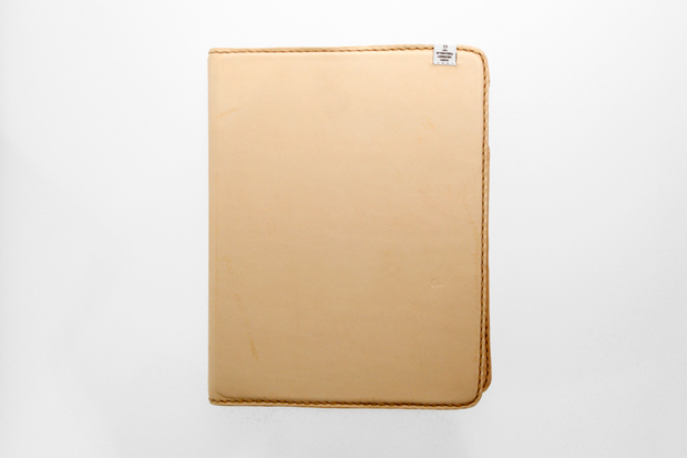 visvim f i l wanchai opening gift ipad leather case