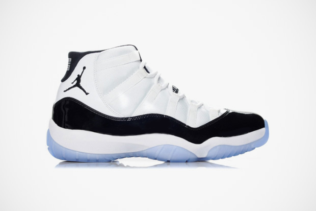 "Air Jordan 11 ""Concord"" Retro Preview 