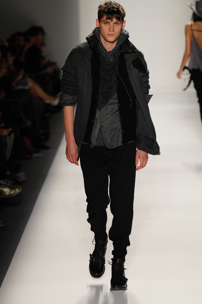 New York Fashion Week - NICHOLAS K Fall/Winter 2012