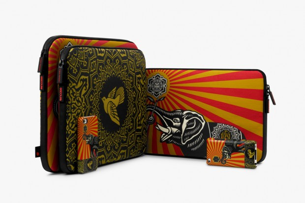 SHEPARD FAIREY for INCASE – Limited Edition Collection