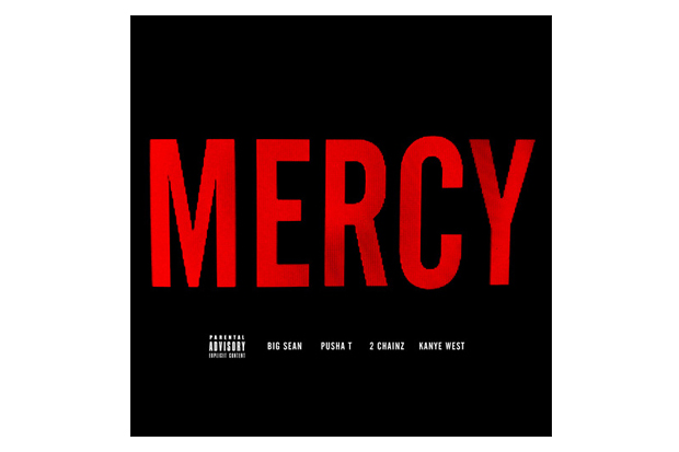Kanye West, Big Sean, 2 Chainz & Pusha T - Mercy (Video)