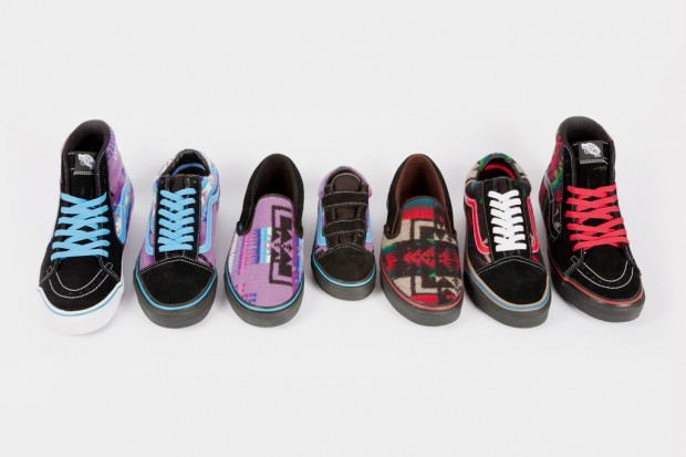 "NIBWAAKAAWIN x VANS ""All Nation Skate Jam"" Pack"
