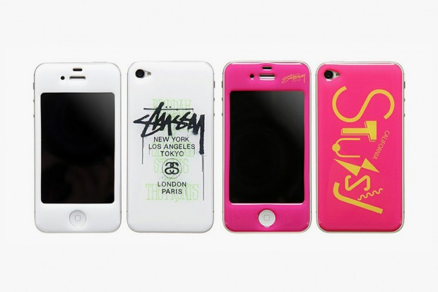 STUSSY x GIZMOBIES iPhone Cases