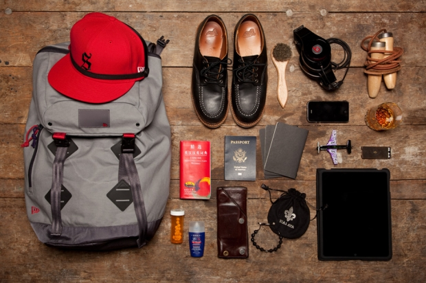 Essentials: Josh Cherin of New Era
