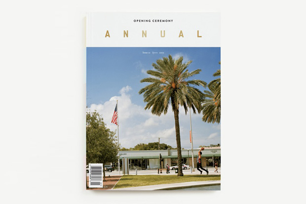 Opening Ceremony Launches 'OC Annual' Magazine
