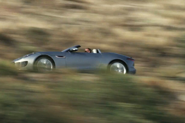 Jaguar's New F-Type Makes Its Official Debut