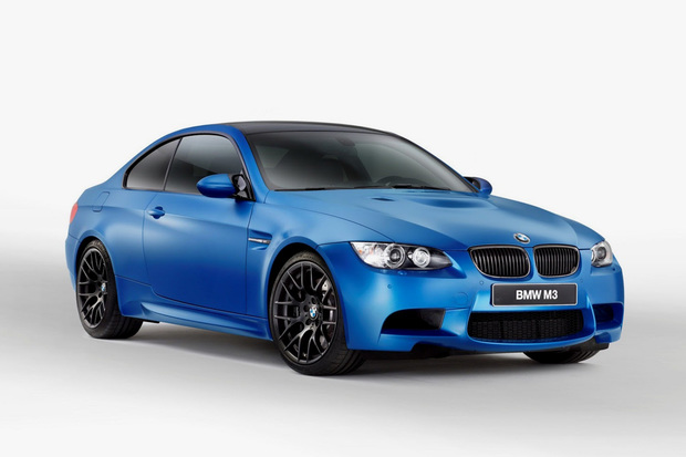 2013 bmw m3 coupe frozen limited edition 1 620x413 2013 BMW M3 Coupe Frozen Limited Edition