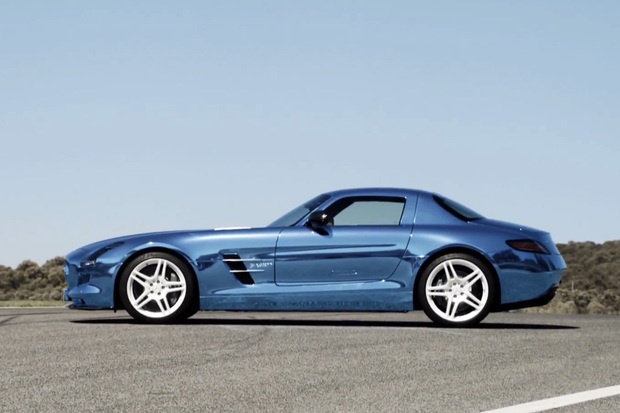 A Video Look Into the Brilliant Blue Mercedes-Benz SLS AMG<br /> Coupe&#8221; title=&#8221;A Video Look Into the Brilliant Blue Mercedes-Benz SLS AMG<br /> Coupe&#8221; width=&#8221;200&#8243; /><br />     	        </a>     	    </div> </td> </tr> <tr> <td> <div class=
