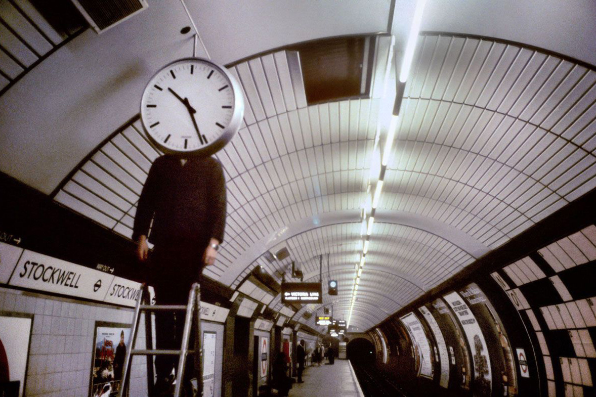 through the lens bob mazzer 08 - The Victoria Line's really big 50th birthday!