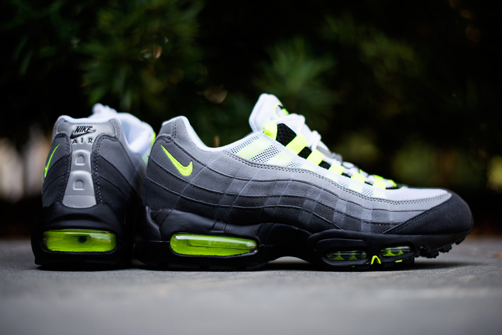 Nike Air Max 95: The Story Behind the Revolutionary Runner ...