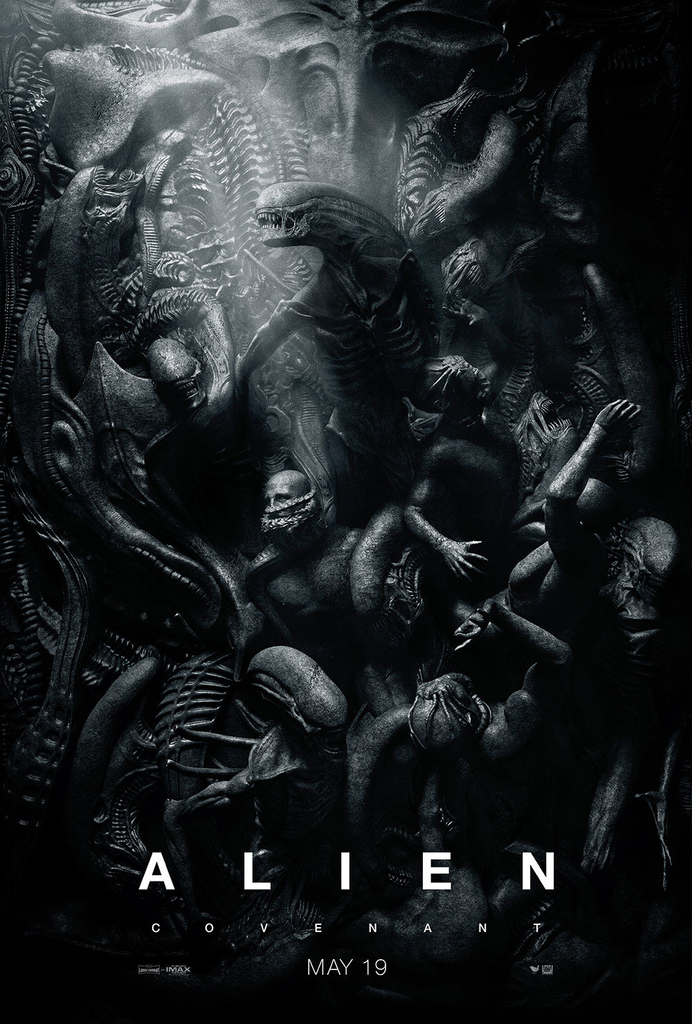 Image result for alien covenant official movie poster