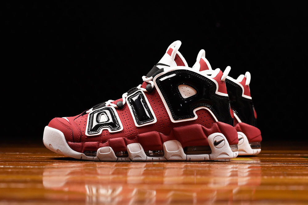 sneakers for cheap 8a4f7 5a877 Nike Air More Uptempo OG 1996 Scottie Pippen. Photo Via: Renarts