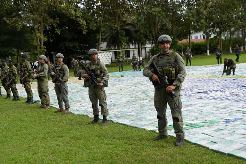 Colombian Authorities Make Largest-Ever Cocaine Bust, $360 Million USD