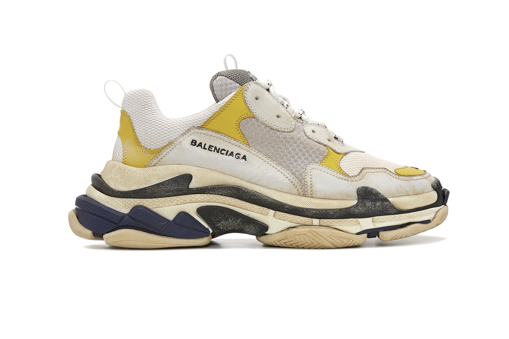e37861d70678 Balenciaga s Triple-S has got a good claim to be the most talked about  sneaker of 2017