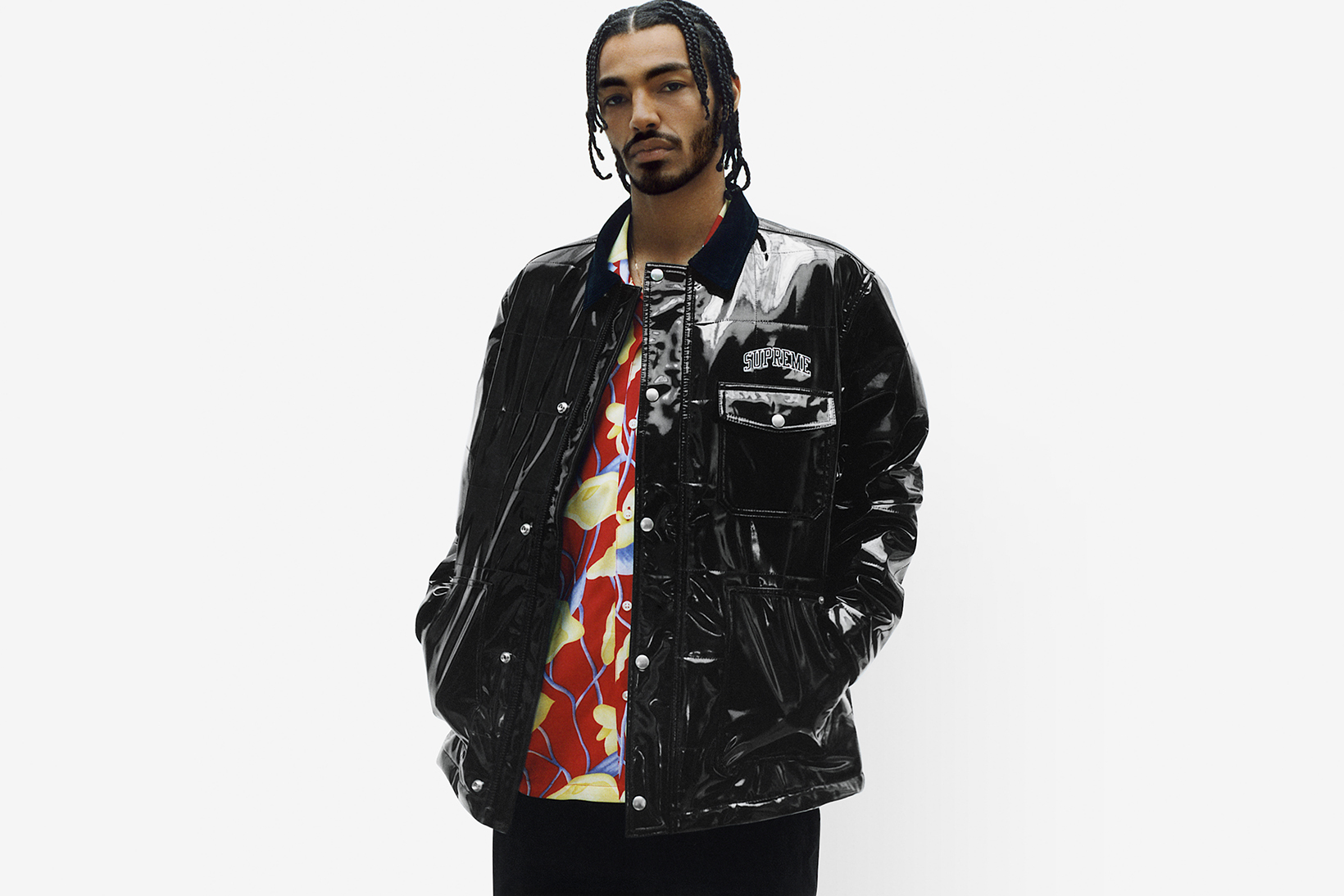 Supreme Spring/Summer 2018 Lookbook