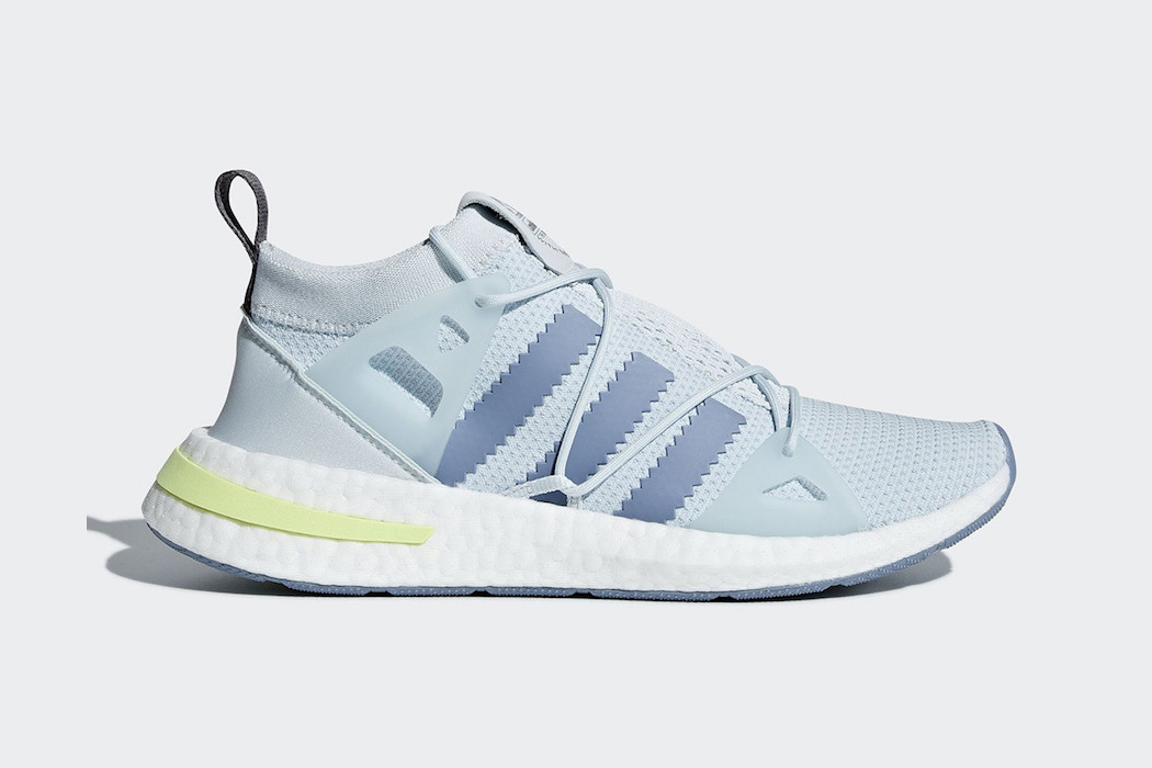 652856c9c464 adidas Originals ARKYN Gets Two Bright Looks for Summer