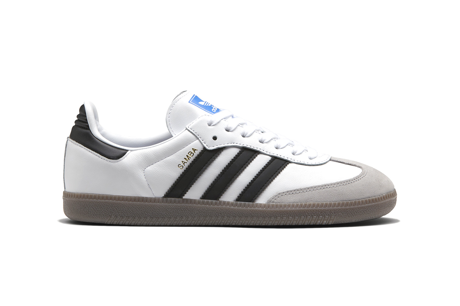 adidas Originals 'Samba' Classic Black White Details To Buy Purchase Availability For Sale Pricing