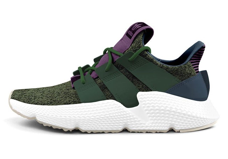 Dragon Ball Z x adidas Prophere