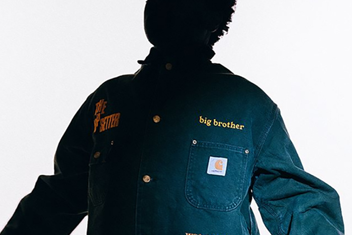 Grailed x The Upsetter The Thought Police Jacket